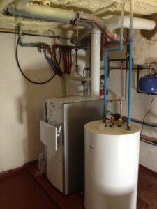 gaswandketel condensatieketel loodgieter brugge oostkamp jonathan mestdagh