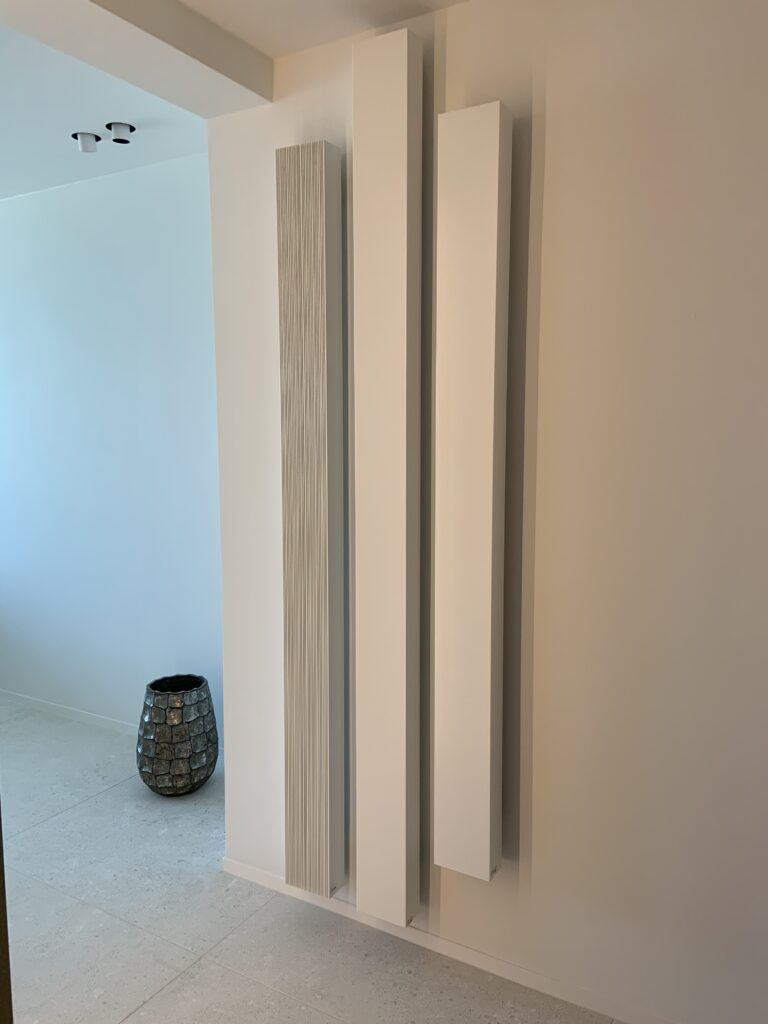badkamerrenovatie design radiator